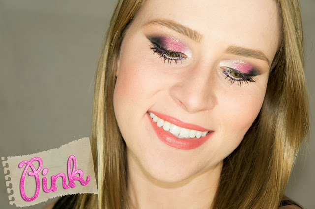 tutorial makeup rosa