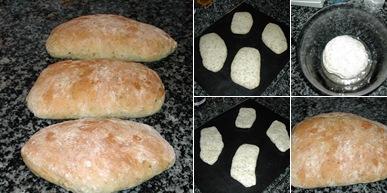 Ver Pan de aceite y orégano