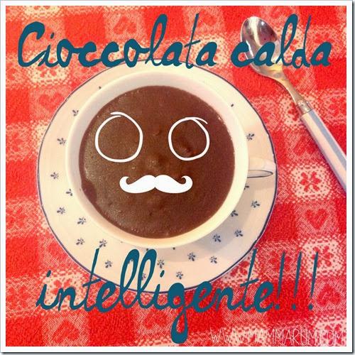 cioccolata calda vegan