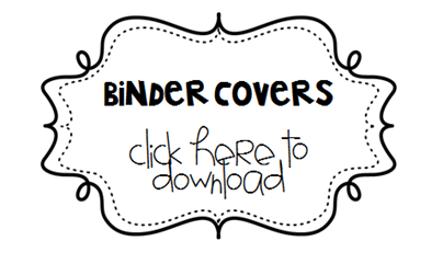 a year of many firsts: binder covers (free and editable!)