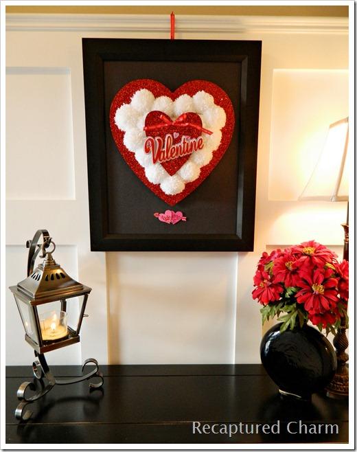 Valentine Heart Frame 112b