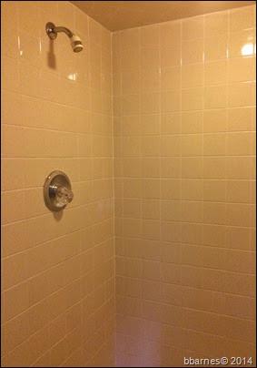 Shower at Darlington 11092014