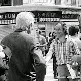 A Saint Jean de Luz dans les années 70 pour un Dantzari Eguna