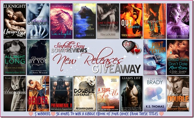 weekend giveaway april 25