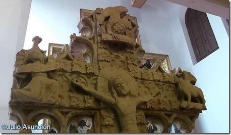 Cruz del Camino de Valencia - Museo de Xátiva