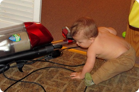 Nolan and the Vacuum