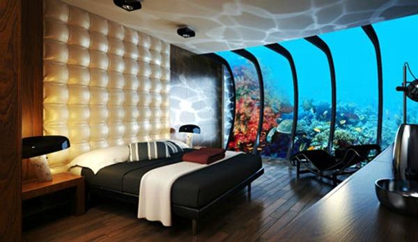 فندق تحت الماء