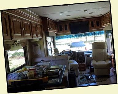 05b2 - Buck Hall - Cleaning the Motorohome