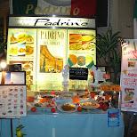 italian restaurant in venus fort in Odaiba, Tokyo, Japan