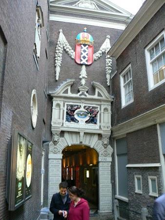 Obiective turistice Olanda: Begijnhof, Amsterdam
