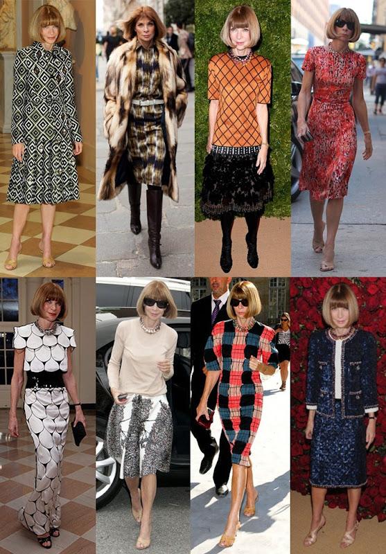 anna wintour estilo moda looks
