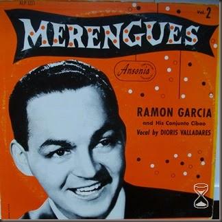 LP ANSONIA Ramon Garcia Vol 2 FRONT