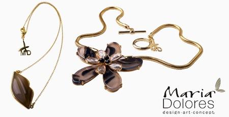Loja Maria Dolores no Shopping Crystal oferece jóias com até 50% off. SALE