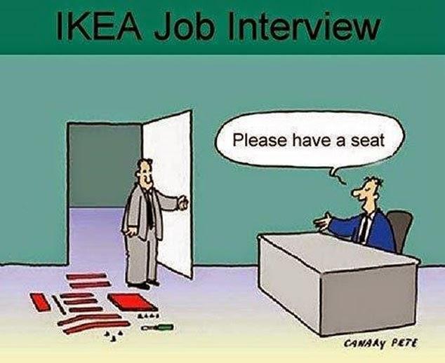 IKEA Job