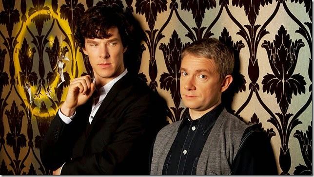 Serie Tv Sherlock Freeman Cumberbatch