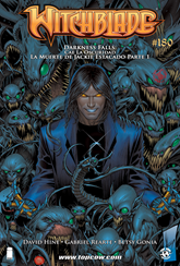 Actualización 23/02/2015: The Witchblade - Floyd Wayne y K0ala, nos traen otro número!: The Witchblade #180.