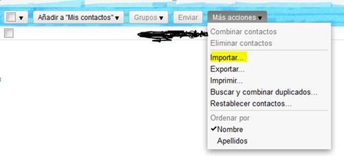 De Yahoo y Hotmail a Gmail 6
