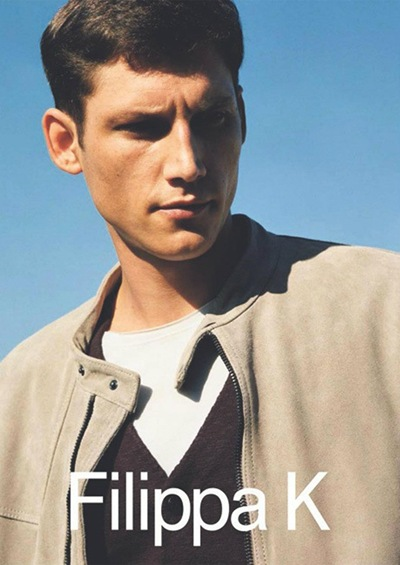 Roch Barbot by Alasdair McLellan for Filippa K S/S 2012 campaign.
