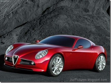 Alfa Romeo 8C Competizione (2004)2