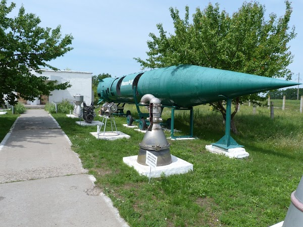 4. SS 4, prima racheta purtatoare.JPG