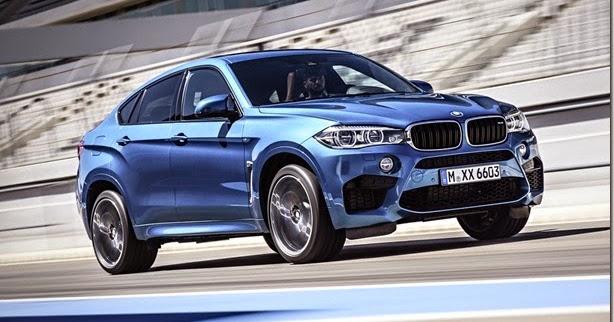 BMW X6 é o novo SUV mais rápido do mundo