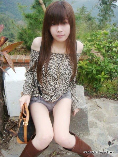 yoyo xu xiangting from taiwan   lenglui 67 pretty