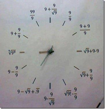 Relógio de Engenheiro