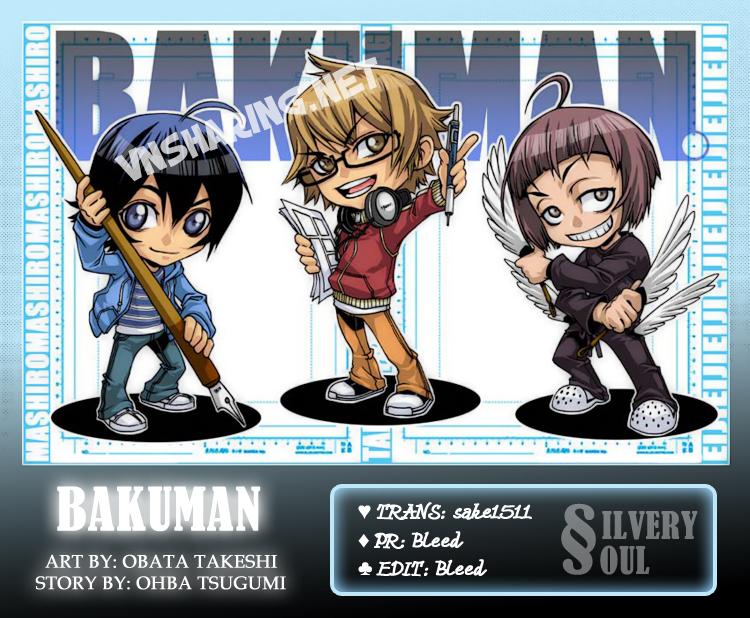 Bakuman。 Chap 125 - Truyen.Chap.VN