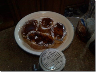 french toast third
