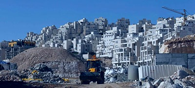settlements on occupied territory