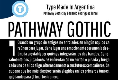 10. Vía Gótica