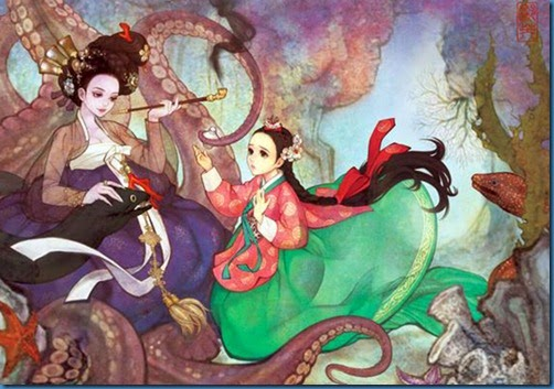 asian-korean-disney-remake-illustration-na-young-wu-12