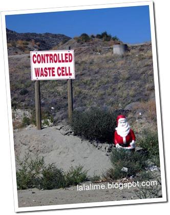Trashy-Santa