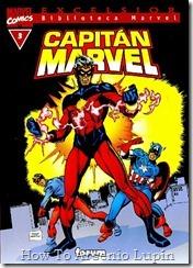 P00003 - Biblioteca Marvel - Capitán Marvel #3
