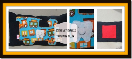 toothfairy express Collage
