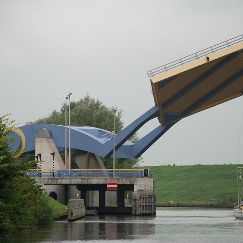 Slauerhoffbrug, The Flying Drawbridge