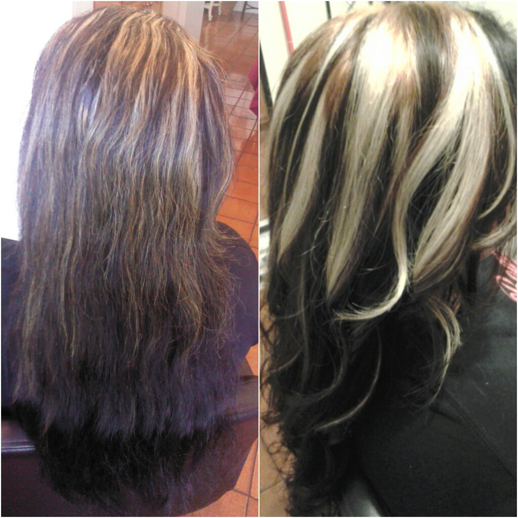 Healthy Hair Is Beautiful Hair Before And After Black Hair