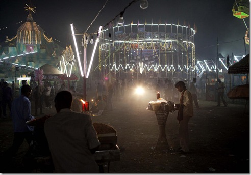 APTOPIX India Festival
