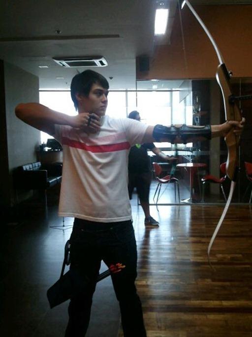 enrique gil archery
