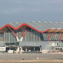 12.- Richard Rogers. Terminal 4 de Barajas