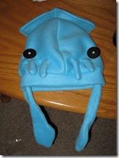 gorro  disfraz calamar (2)