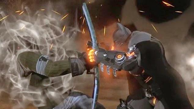 batman arkham origins cold cold heart takedown challenges guide 01