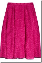 Nina Ricci boucle silk-blend skirt £1,140