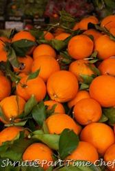 Zurich Market oranges