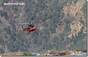 Helicóptero Lukla