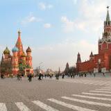 モスクワの赤の広場。イヴァン3世が1493年に整備したとされる。