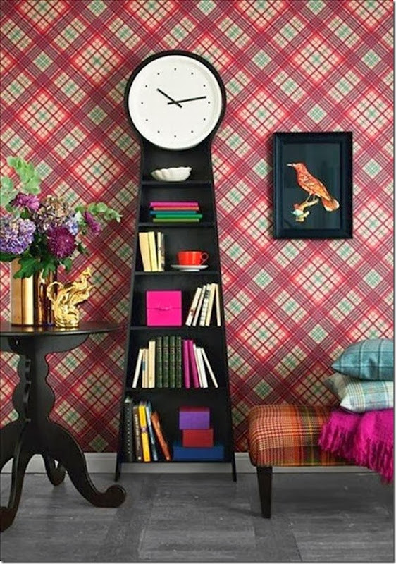 tendenza tartan - home decor - arredamento (3)