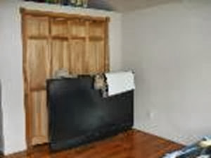 tv closet