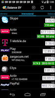 Screenshot of Balance BY Pro