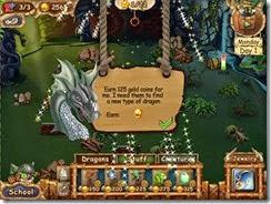 لعبة أميرة التنانين Dragon Keeper 2 كاملة لويندوز - سكرين شوت 4